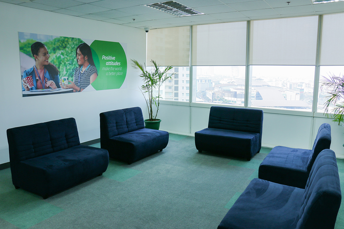 Teleperformance Philippines' Customer Journey Showroom