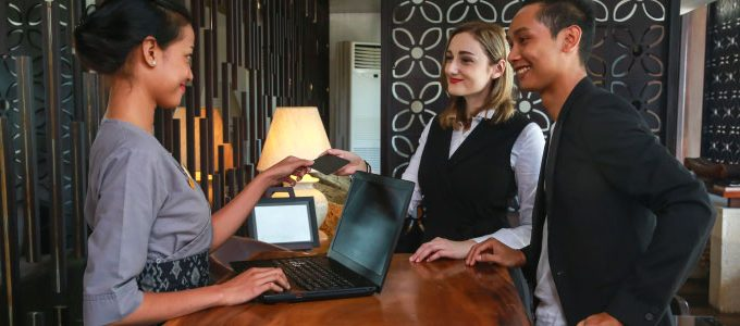 A High-tech, High-touch Rewarding Experience for Hotel Guests
